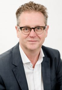 Nico Sleutel, Sales Manager Tectrade