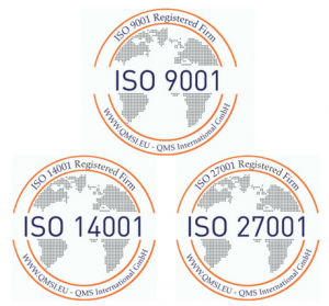 ISO Certificeringen Tectrade